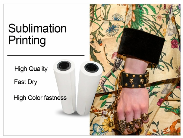120gsm sublimation paper
