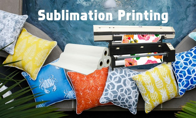large format sublimation printing