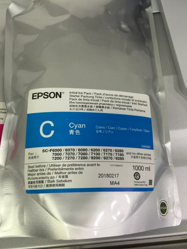epson ink for f6200/6270/6280