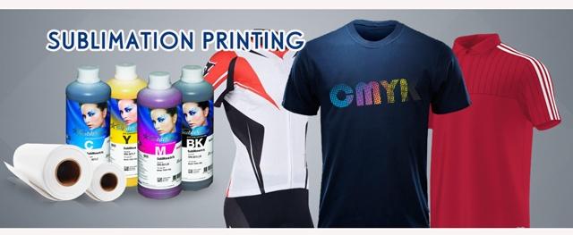 dye sublimation printing