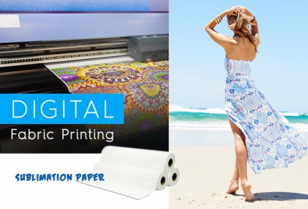 sublimation roll paper