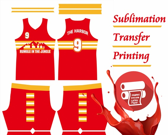 sublimation prinitng