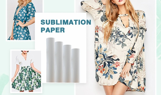 3.2m wide format sublimation paper