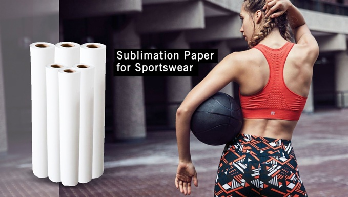 tacky sublimation paper