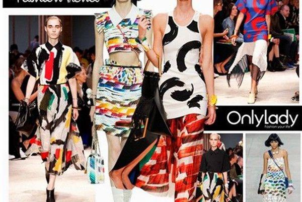 Sublimation for fashion textile