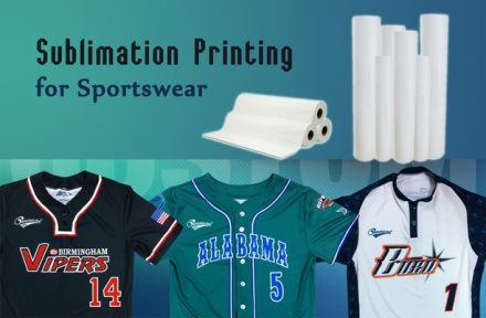 sticky sublimation paper