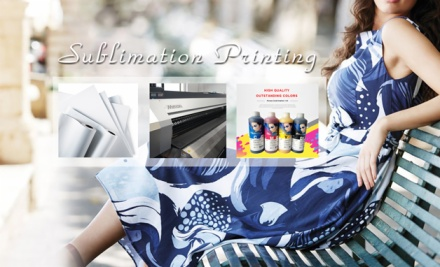 sublimation transfer printing