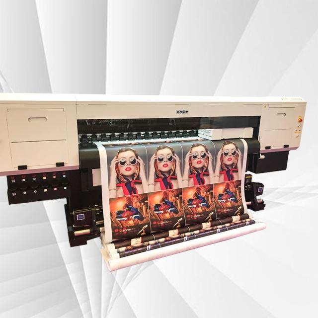 roll to roll uv printer