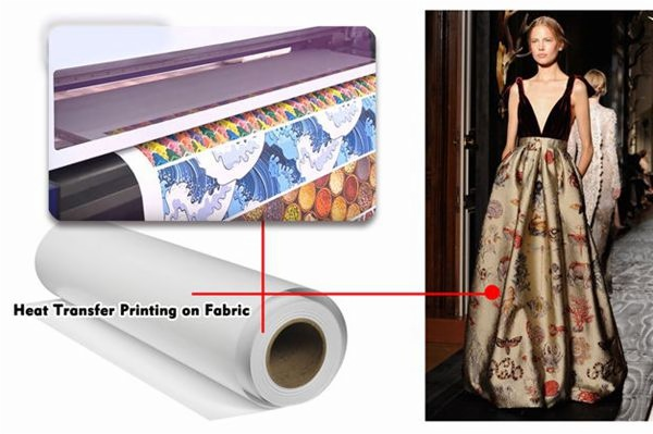 sublimation fashion textile