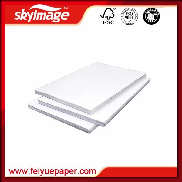 A4 size sublimation paper