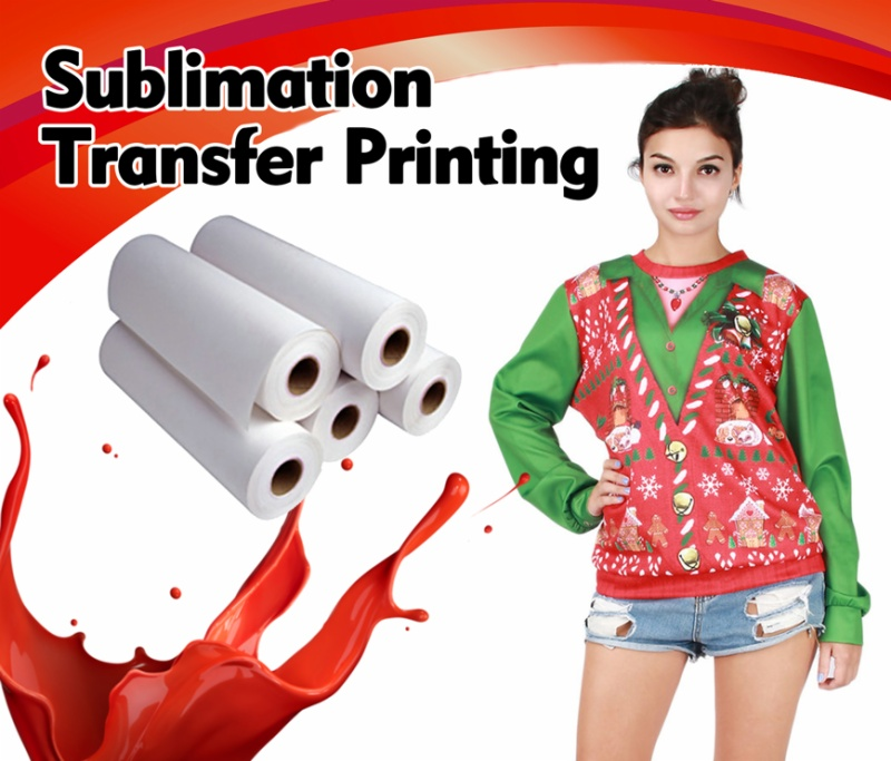 88GSM SUBLIMATION PAPER