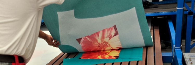 sublimation printed fabric