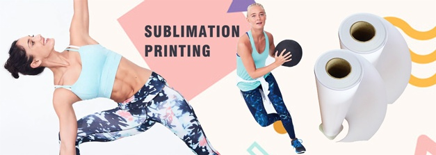 sublimation paper for fabric