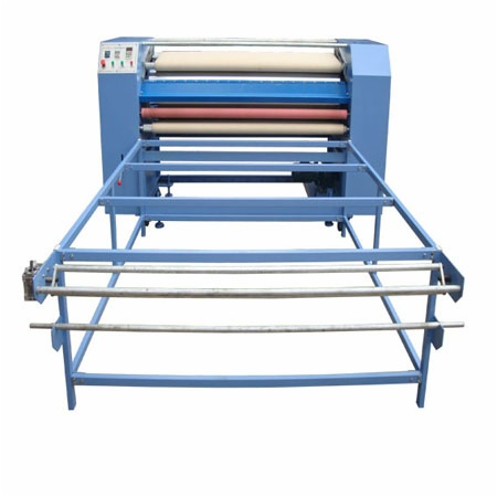 roll to roll heat press machine