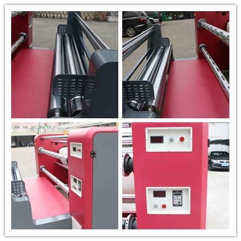 roll heat press machine