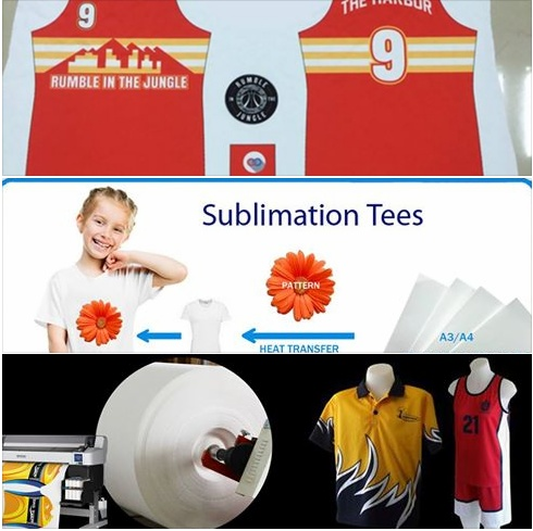 77gsm sublimation paper