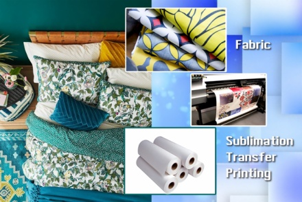 sublimation printing paper