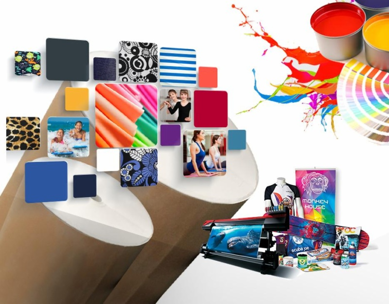 57gsm sublimation paper