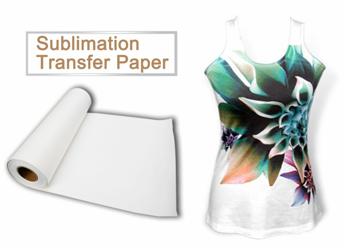 FA- 100gsm fast dry sublimation paper