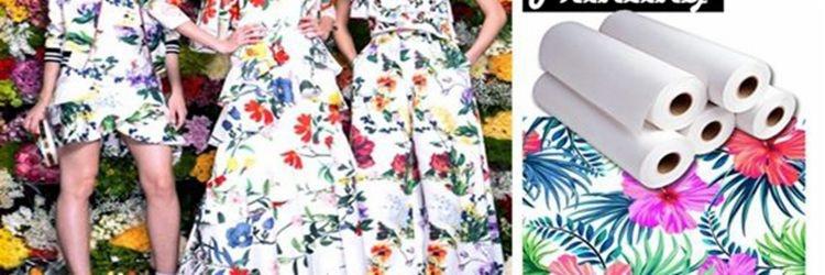 sublimation fashion textile
